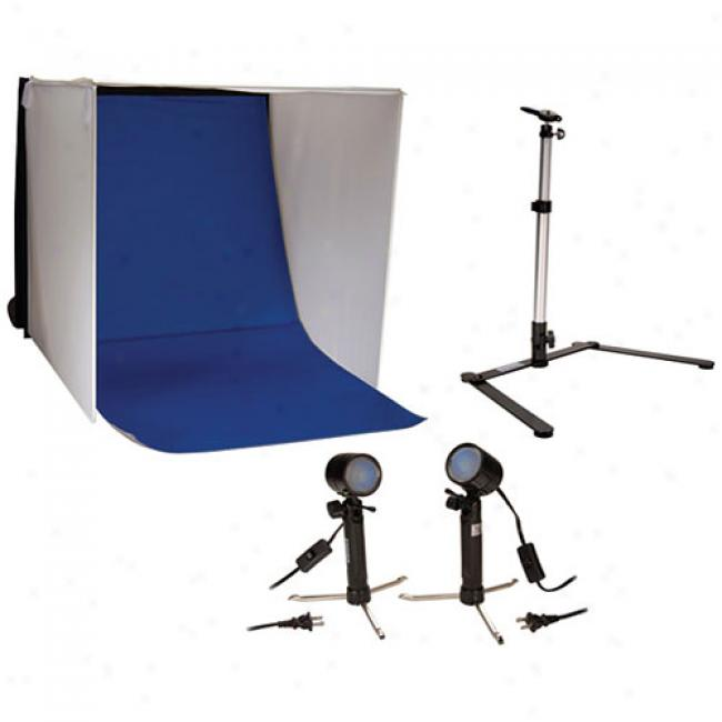 American Recorder Classic Photo Studio-in-a-box
