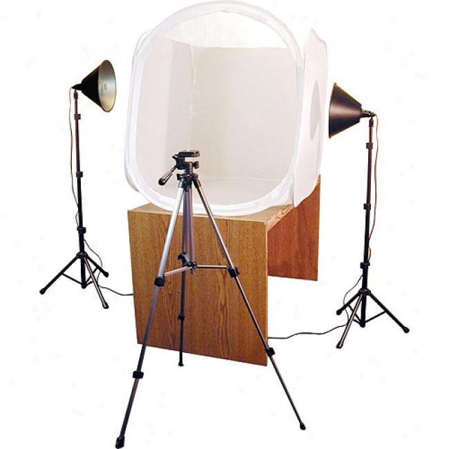 American Recorder Super-sized Photo Studio-in-a-box