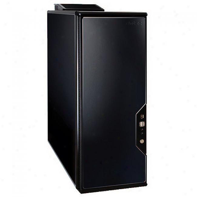 Antec Performance One Series Advanced Super Mini Tower, Black Finish