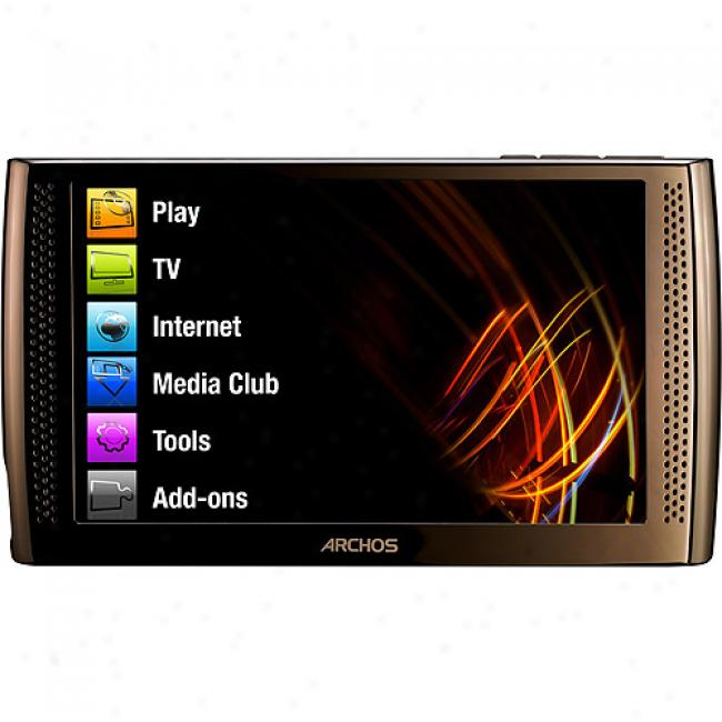 Archos 7 Internet eMdia Tablet 160gb