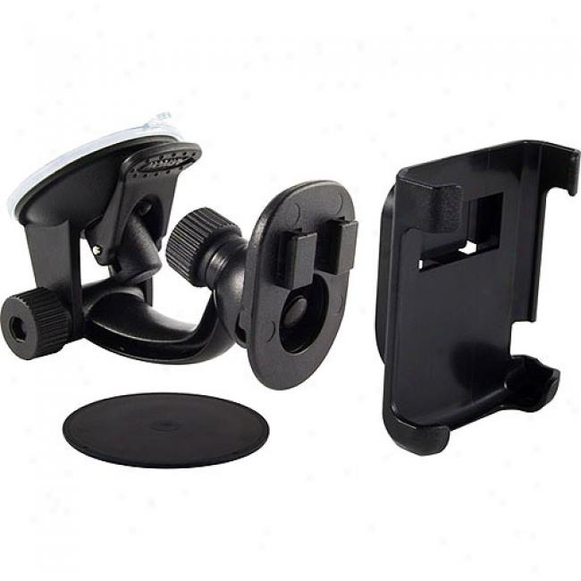 Arkon Travelmount Mini Windshield/dash/console Mount For Blackberry Pearl 8100