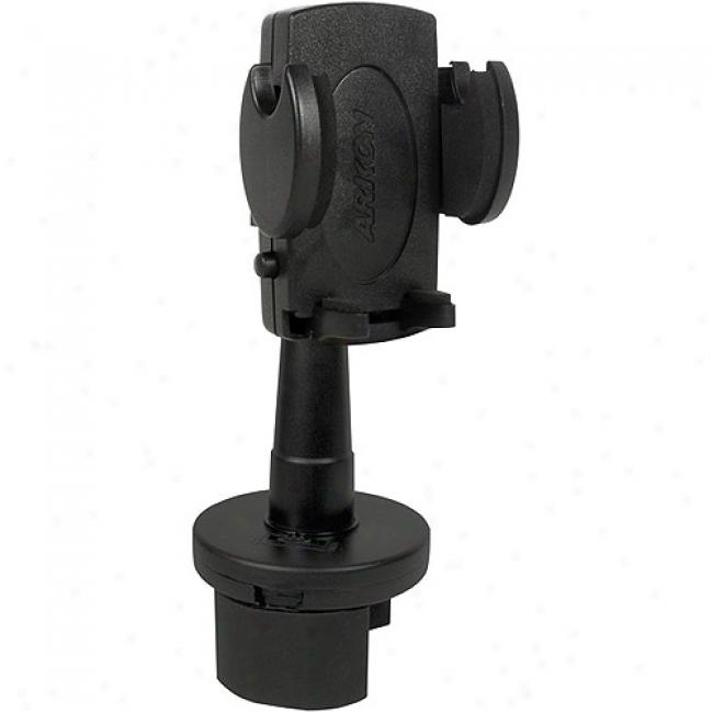 Arkon Universal Cell Phone Cup Holder Pedestal Mount