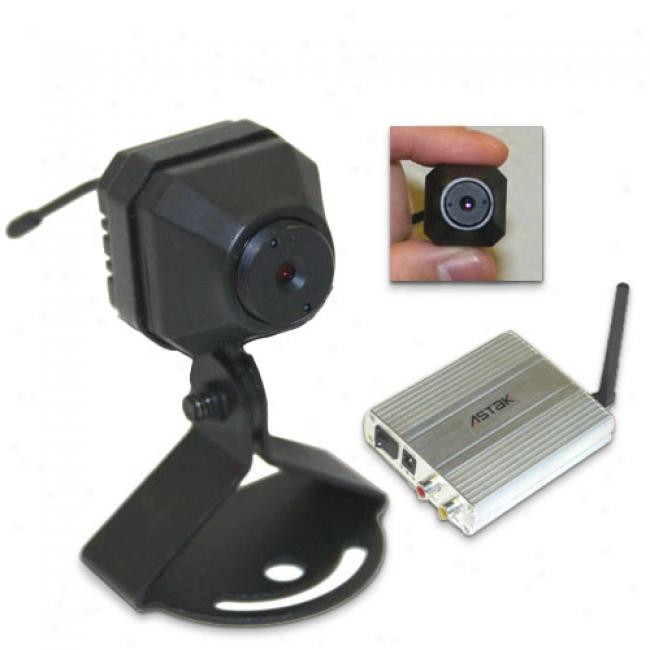 Astak 2.4ghz Mini Camera, Cm-811t
