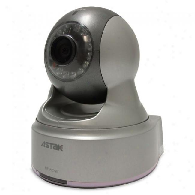 Astak Cm-ip500 Pan & Tilt Internet Seucrity Camera