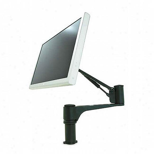 Atdec Acrobat Articulated Lcd Monifor Arm. Black