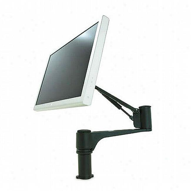 Atdec Acrobat Swing-arm Mount In the place of Lcd Monitor, Black