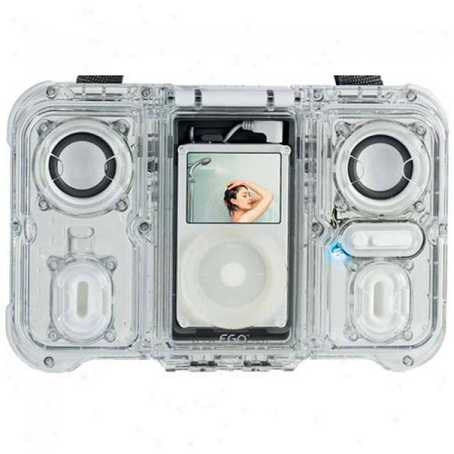 Atlantic Ego Ipod Waterproof Sound Case