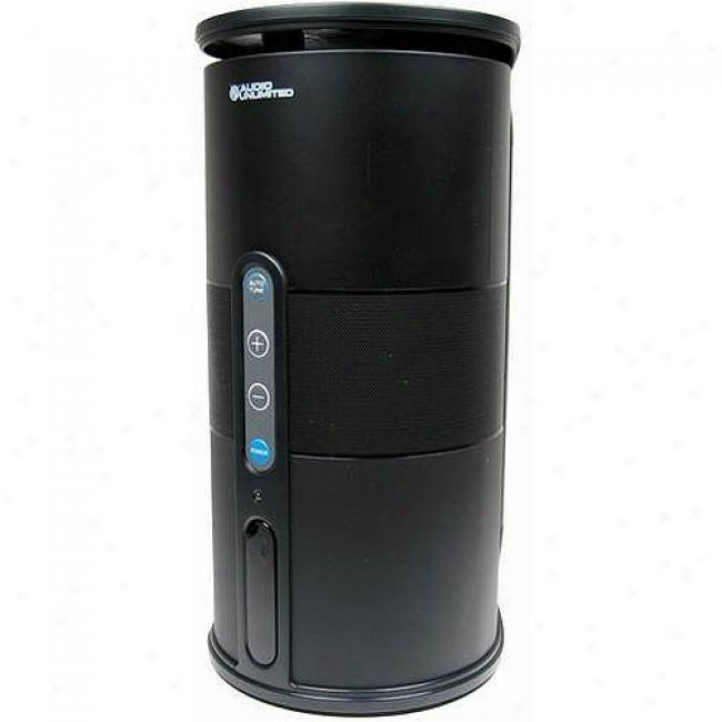 Audio Unlimited 90mhz Wireless Add-on Speaker - Black (each)