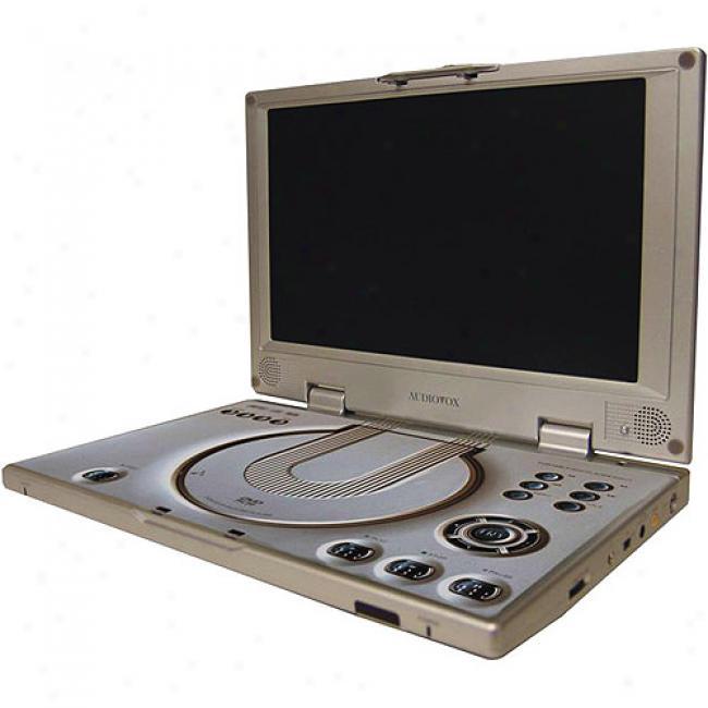 Audiovox D2011 Widescreen Ultraslim 10