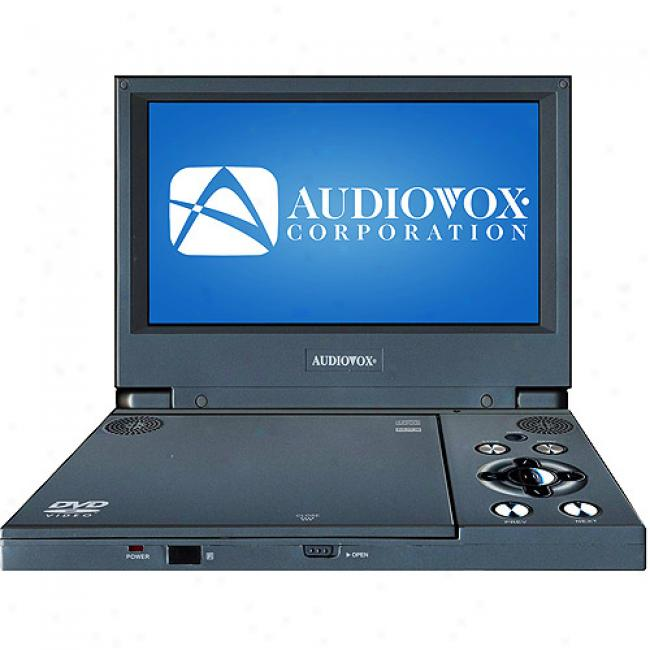 Audiovox D9000- Portable 9