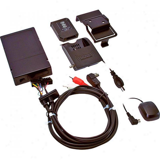 Audiovox Xm Direvt 2 Mini-tuner Car Kit For Xm-ready Radiios