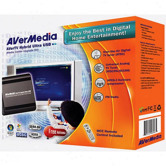 Avermedia Aver Tv Hybrid Ultra External Tv Tuner