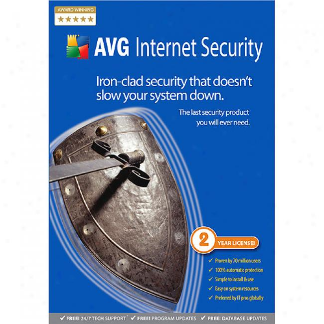Avg Internet Security (pc)