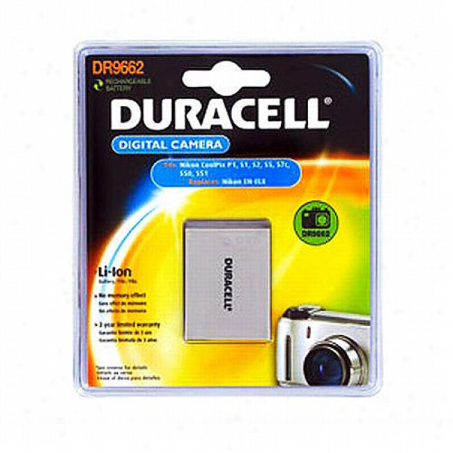 Battery Biz Camera Battery Nikon Coolpix