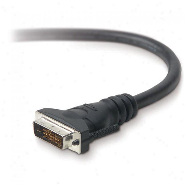 Belkin 10' Pro Serie sDigital Vudeo Interfave Cable (dvi-im;dgtl;dualink)