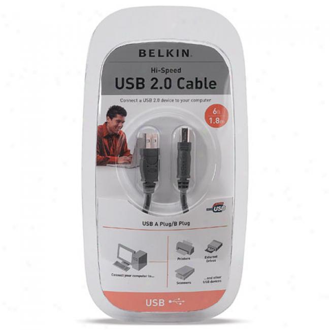Belkin 16-foot Usb Cable