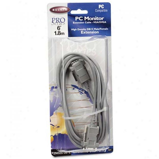 Belkin 6-foot Monitor Extension Cable