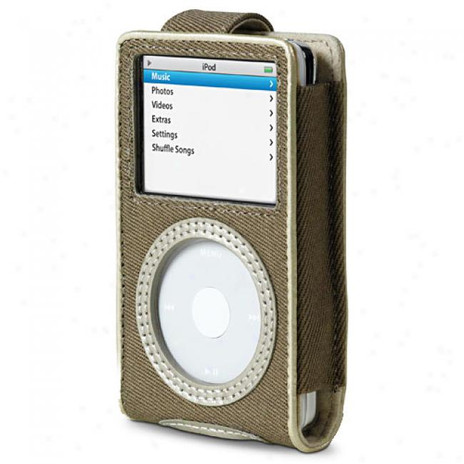 Belkin Canvas Holster For Ipod Video