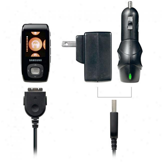 Belkin Charging Kit For Samsung T9, K5, And K3