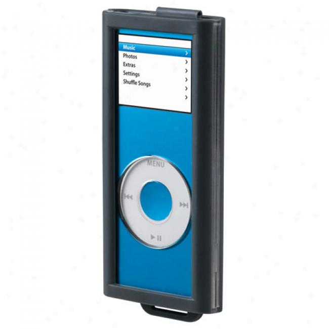 Belkin Hard Case Toward Ipod Nano 2g, Gray