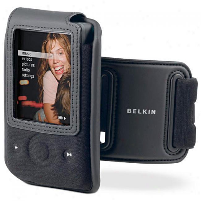 Belkin Micorsoft Zune Sport Case, Neoprene, F8m033