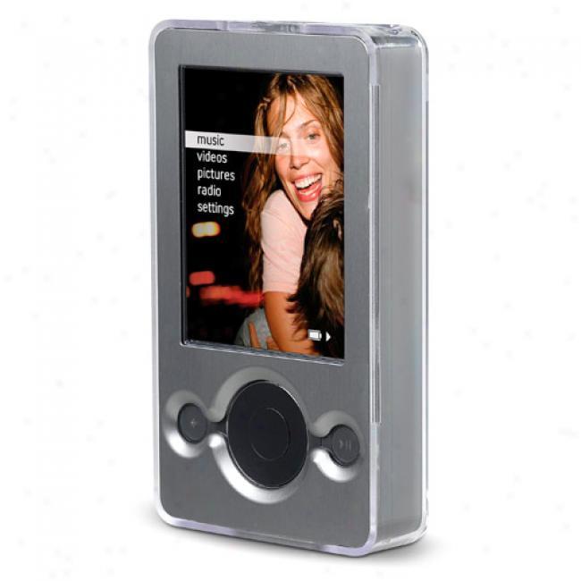 Belkin Microsoft Zune Acrylic Case, F8m028