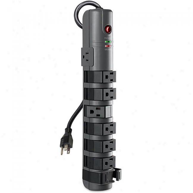 Belkin Pivot Plug Surge Guardian, 8-outlet