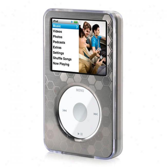 Belkin Remix Metal Case For Ipod Classic, White