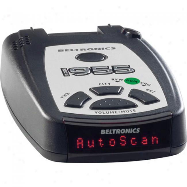 Beltronics Vector 955 Radar/laser Detector