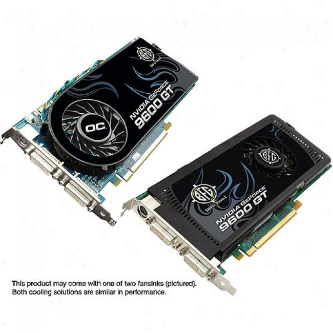 Bfg Geforce 9600gt Oc 512mb Pci-e Video Card