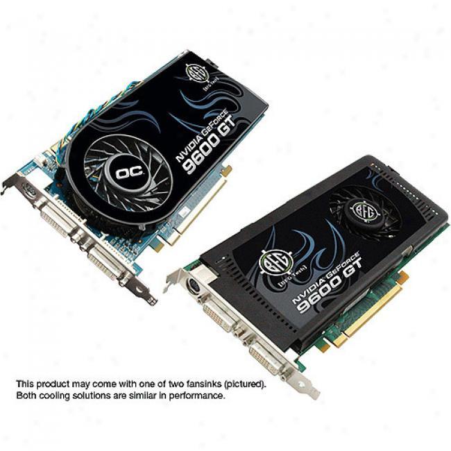 Bfg Geforce 9600gt Oc 512mb Pci-e Video Card
