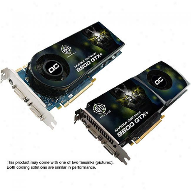Bfg Geforce 9800 Gtx+ Oc 512mb Pci-e Video Card