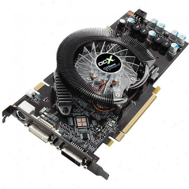 fBg Geforce 9800gt Ocx 512mb Pci-e Video Card