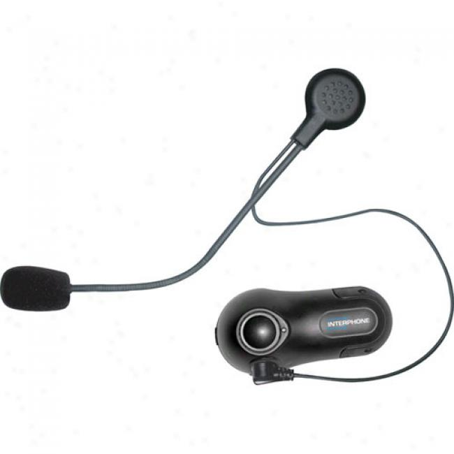 Blueant Interphone Bluetooth Headset And Intercom For Motorcycle Riders