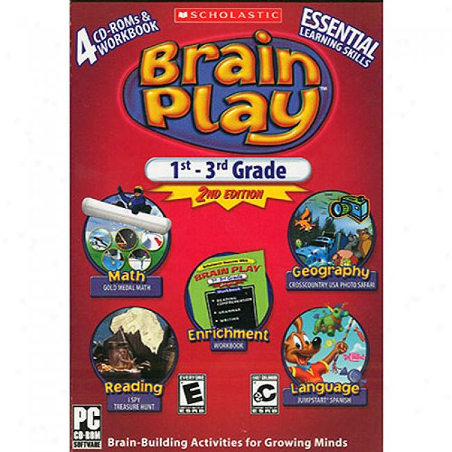 Brain Perform on: 1st - 3rd Grade (pc)