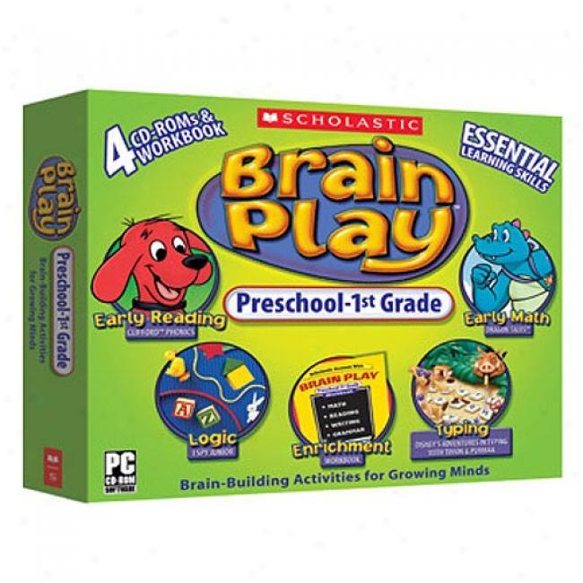 Brain Play Preschool - 1st Grade (pc)