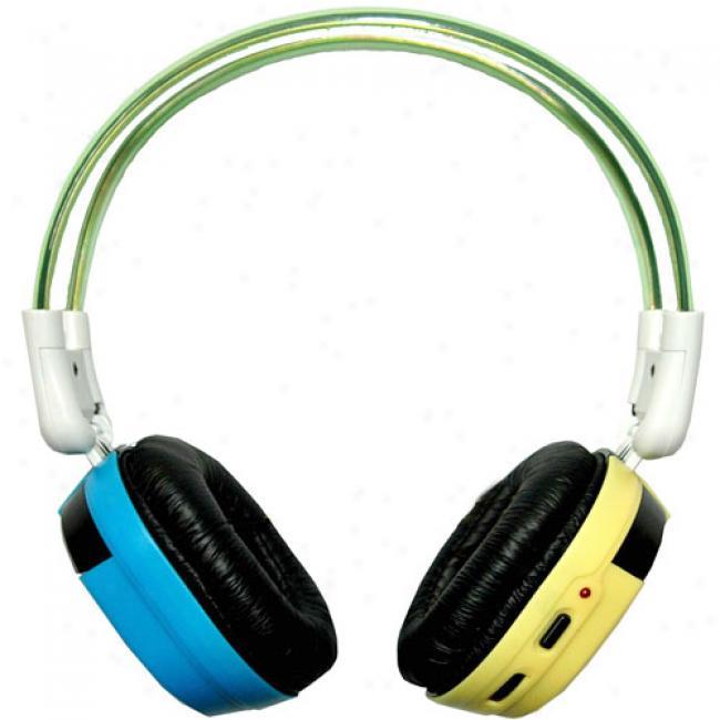 Bravo View Wireless Headphones For Kids