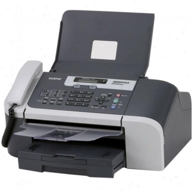 Br0ther Intellifax 1860c InkjetF ax/copier