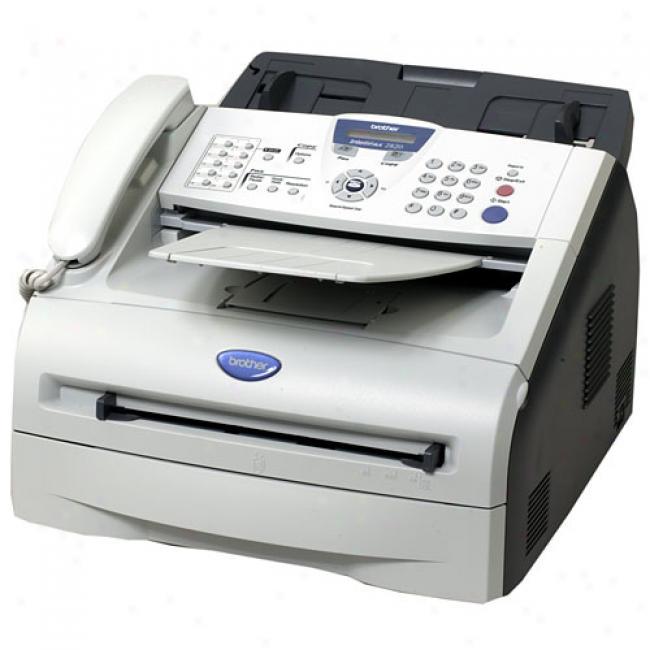 Brother Intellifax-2820 Laser Plain Paper Fax/copier