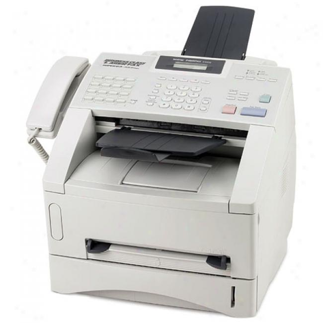 Brother Intellifax 4100e Laser Fax/copier