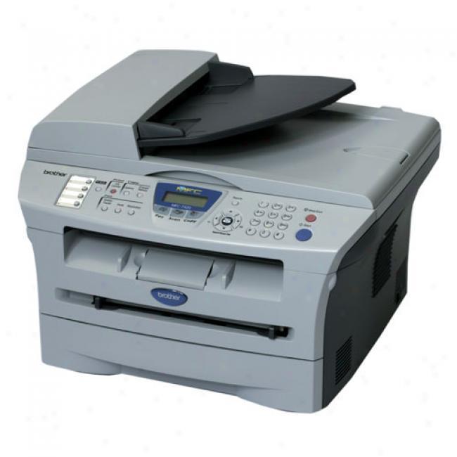 Brother Mfc7420 Multi-function Laser Printer/copier/scanner/fax