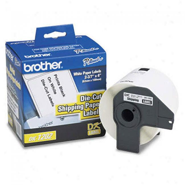 Brother - Shipping Labels During The Ql500/55, 300 Labels