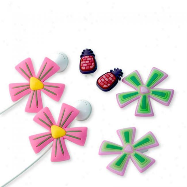 Budclicks Bubblegum Daisy, Pink Pineapple & Watermekon Daisy, 3-pack