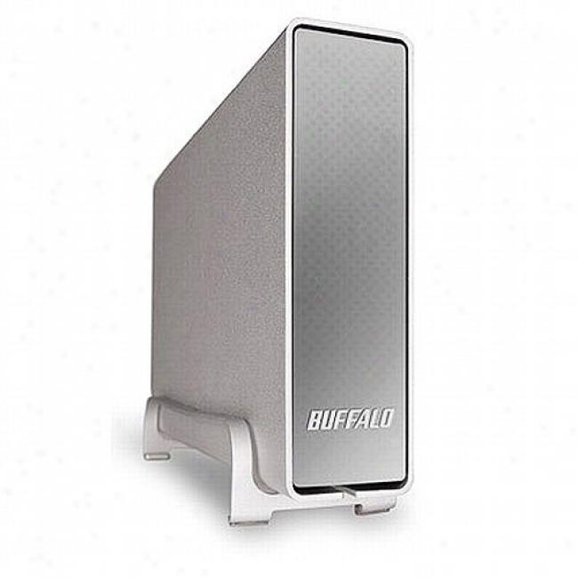 Buffalo 1.0tb Drivestation Combo4 Turbo External Hard Drive