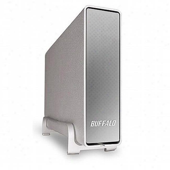 Buffalo 320gb Drivestation Combo4 External Hard Drive With Usb 2.0 & Firewire