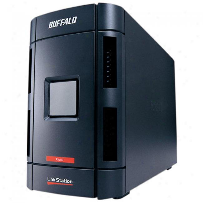 Buffalo Linkstation Pro Duo 1tb Network Attached Storage Server
