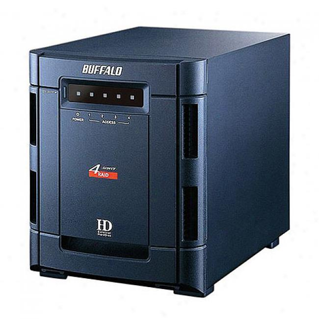 Buffalo Technology 1tb Drivestation Quatro Usb Hard Drive