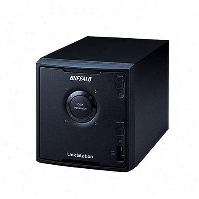 Buffalo Technology 1tb Linkstation Quad Network Server