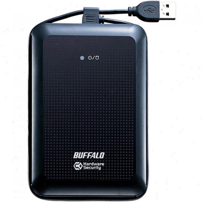 Buffalo Technology 320gb Ministation Datavalult Usb Hard Drive