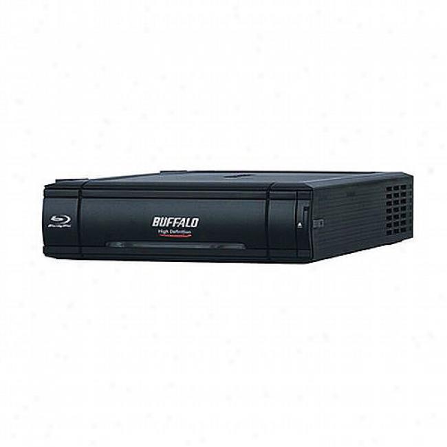Buffalo Technology External Blu-ray Dvd Writer